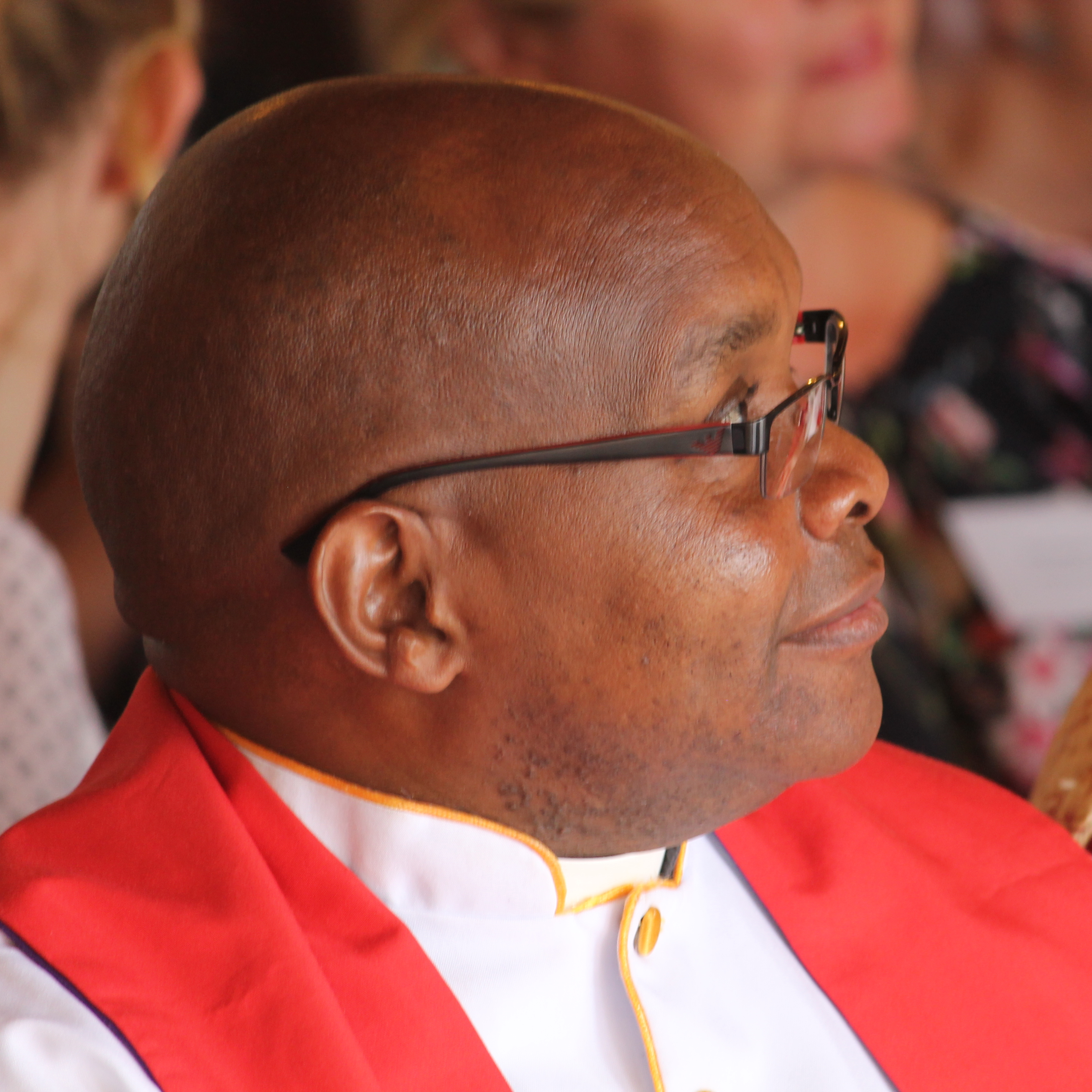 Rev. Luke Mwololo