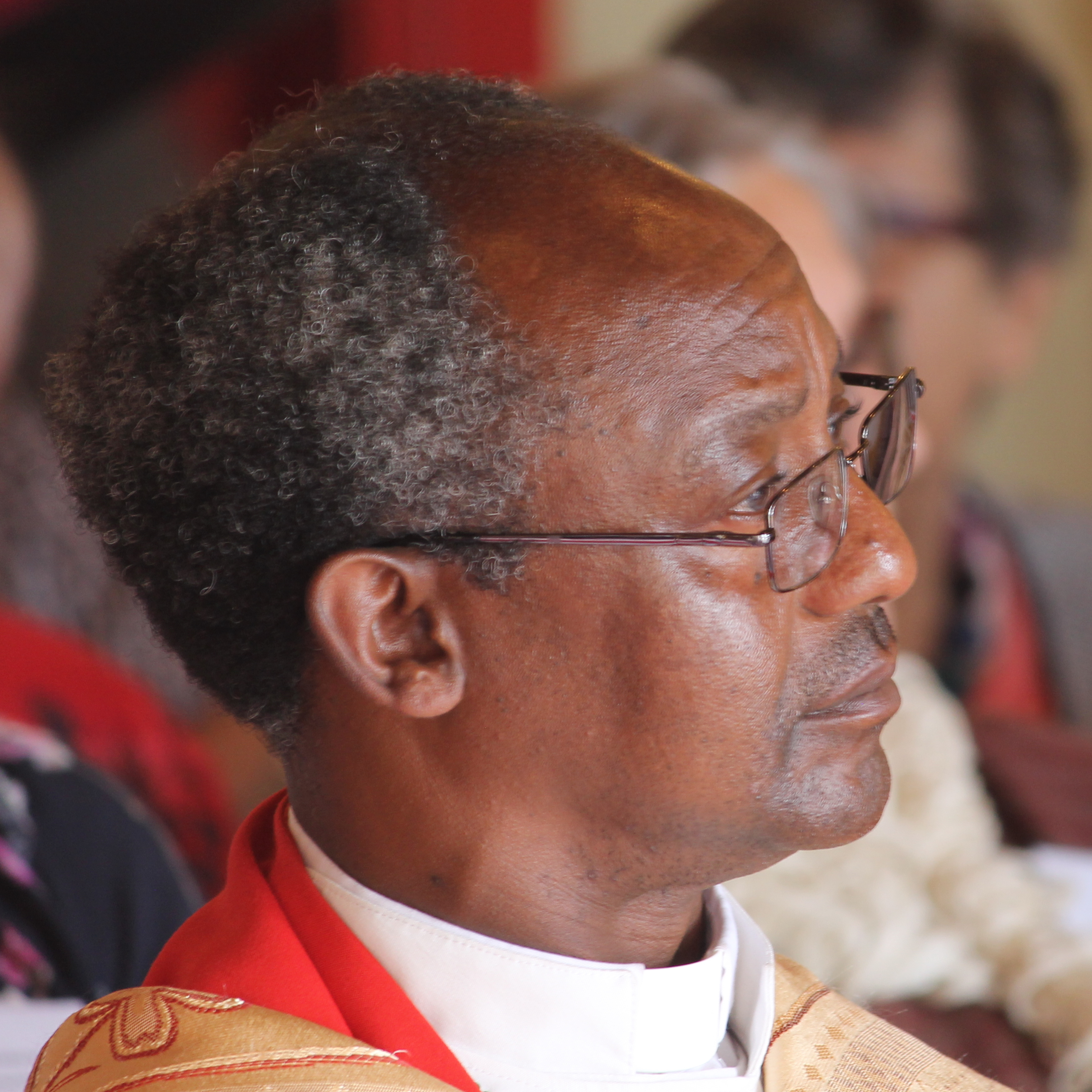 Rev. Johannes Melio