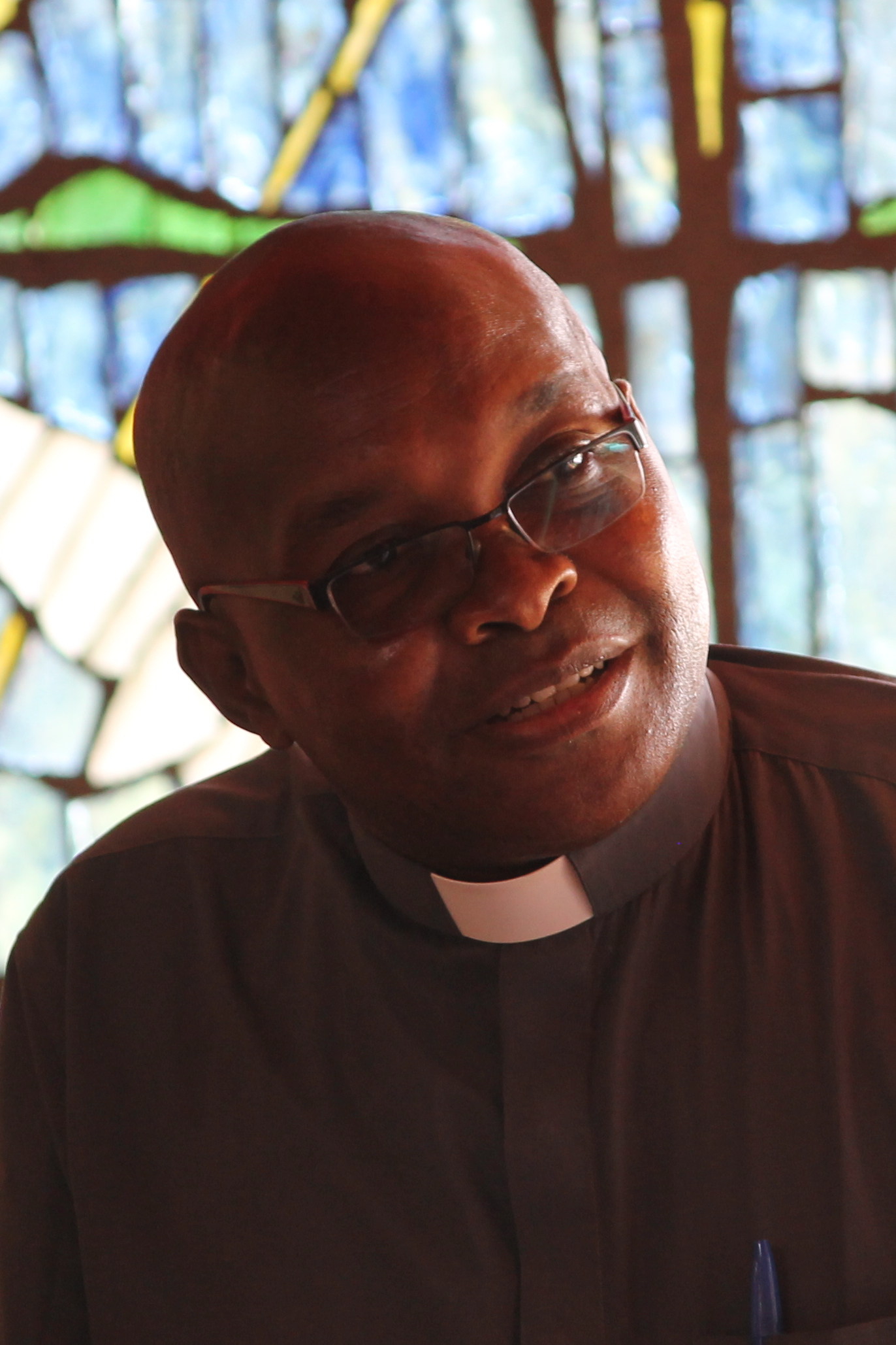 Grußwort von Rev. Luke Mwololo, KELC Generalsekretär