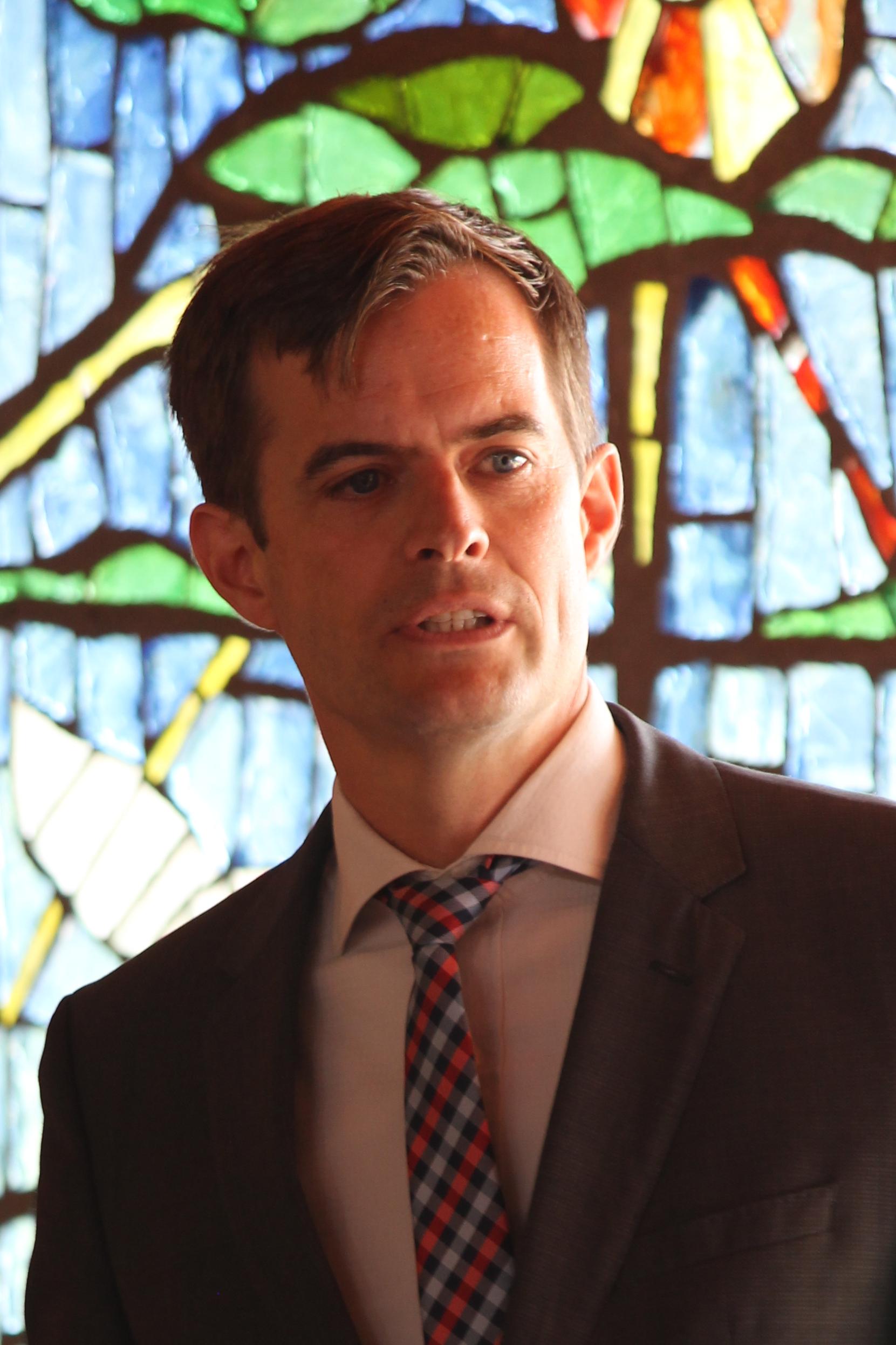Grußwort von Herr Thomas Wimmer, Vize-Botschafter, Deutsche Botschaft in Nairobi